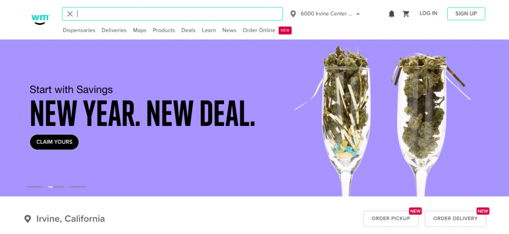 Dig deep into the weeds, to find Weedmap's new advertising loopholes